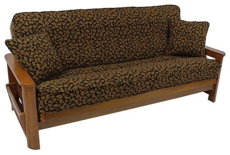 Pattern Futon Cover by Patterned Tapestry Futon Cover Set Futon Covers