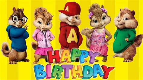 free download mp3 happy birthday versi korea alvin and the chipmunks birthday song mp3 9 19 mb