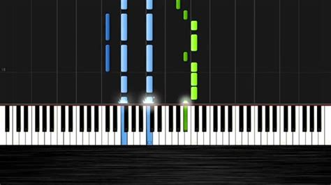 piano tutorial youtube all of me john legend all of me piano tutorial by plutax