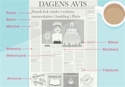artikel layout desain avislayout