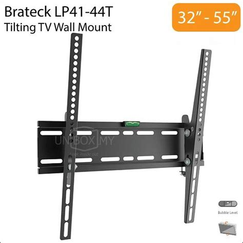 Sale Wall Braket Tv Led Lcd 15 32inch Bold In Bracket Breket Dinding brateck lp41 44t 32 55 inch tilt tv end 2 24 2017 11 15 am