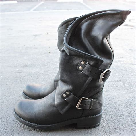 comfortable motorcycle boots 25 best ideas about leather motorcycle boots on pinterest