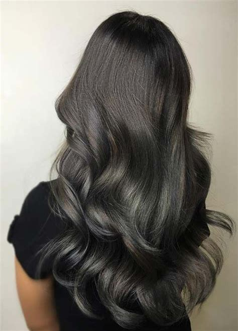 brown haircolor for 50 grey dark brown hair over 50 best 25 grey hair dyes ideas on pinterest silver hair