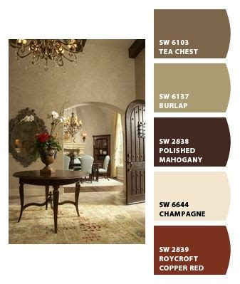 warm color palette chip it by sherwin williams home inspiration home sweet home