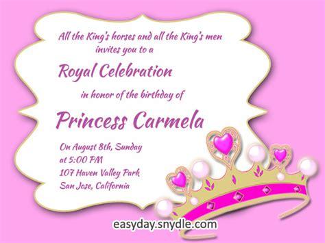 Pri Ess  Ee  Birthday Ee   Invitation Wording Samples And  Ee  Ideas Ee
