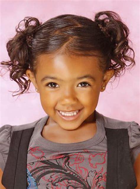 cute hairstyles black girl easy little girls hairstyles newhairstylesformen2014 com