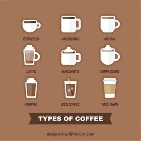 Take Away Coffee Icons   Free Download