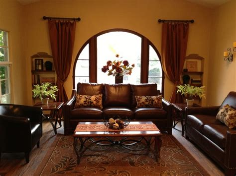 home design and decorating ideas 1928 spanish style traditional living room los