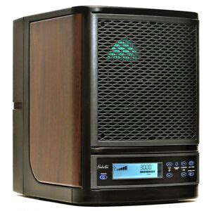 authentic  fresh air ecoquest air purifier alpine