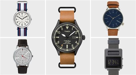 the 20 best men s watches 100 hiconsumption