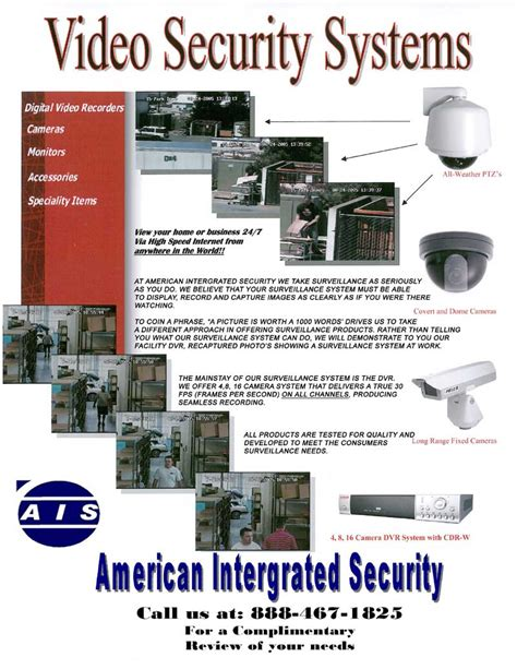 security systems high quality security systems
