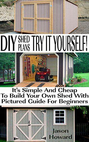 How To Build Your Own Shed Cheap by 1000 Ideas About Pallet Shed Plans On Shed