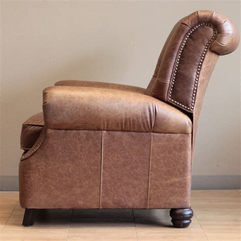 lounger recliner barcalounger phoenix ii recliner chair leather recliner