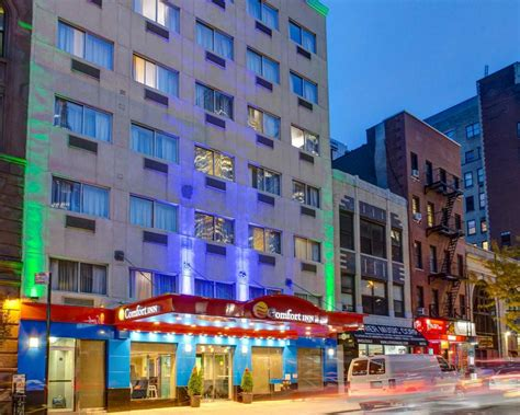 Comfort Inn Central Park West New York Ny by Comfort Inn Times Square West Ny Day Rooms Hotelsbyday