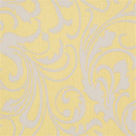 wallpaper grey mustard mustard yellow gray modern adore splashy corsage