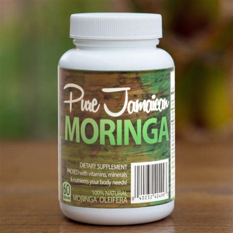 Is Moringa A Detox by Organic Moringa Oleifera Powder Capsules Superfood