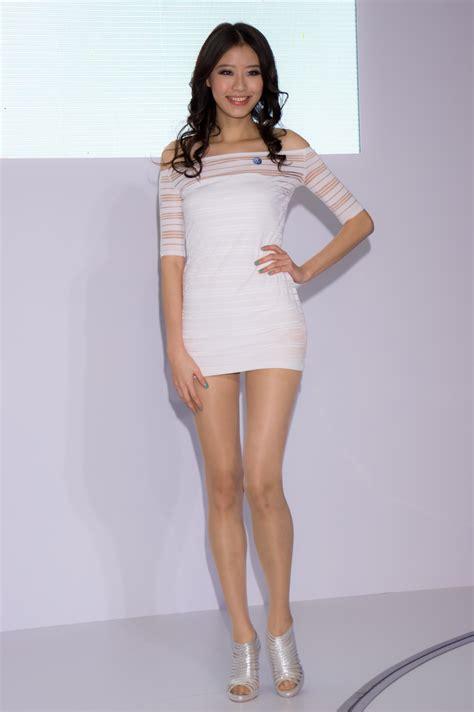 tiny pretender model japanese asian beauty hot promotional models in taipei taiwan