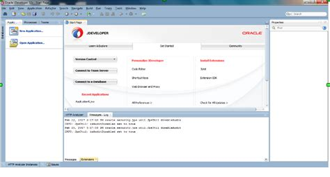 tutorial on web application development how to create an oracle adf fusion web application
