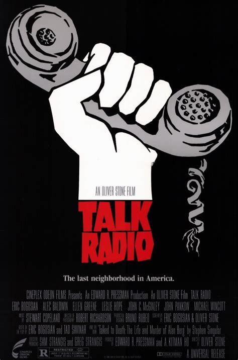 talk radio movie posters from movie poster shop