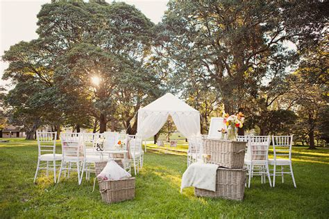 Botanical Gardens Melbourne Wedding Tips For Planning The Outdoor Wedding In Melbourne Polka Dot