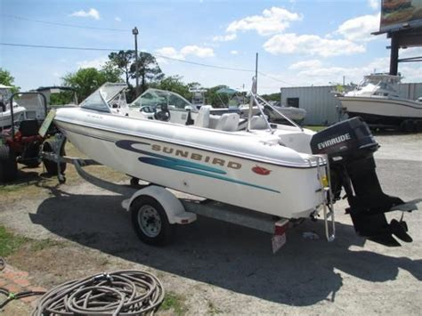 used boat dealers in morehead city nc used 1997 sunbird 170 fish ski morehead city nc 28557