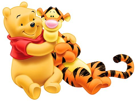 imagenes de winnie pooh en png transparent tigger and winnie the pooh png cartoon