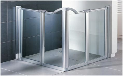 Easa Evolution Half Height Shower Doors Half Height Shower Doors