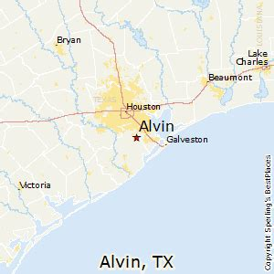where is alvin texas on the map best places to live in alvin texas