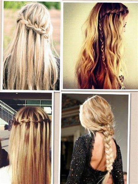 cute girl hairstyles easy braid hairstyles for girls easy