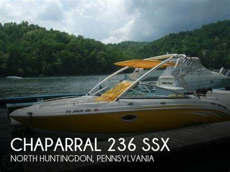 chaparral boats end of season sale chaparral 236 ssx boats for sale