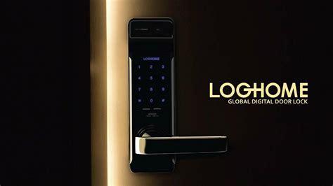Kunci Pintu Digital kunci pintu digital loghome lh5000f sk