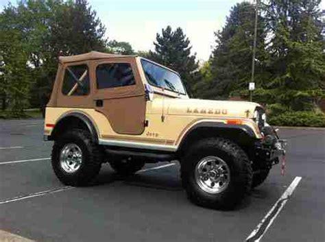 purchase used jeep cj5 cj 5 laredo cj in medford oregon