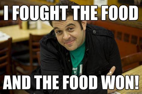 V Meme - man v food memes