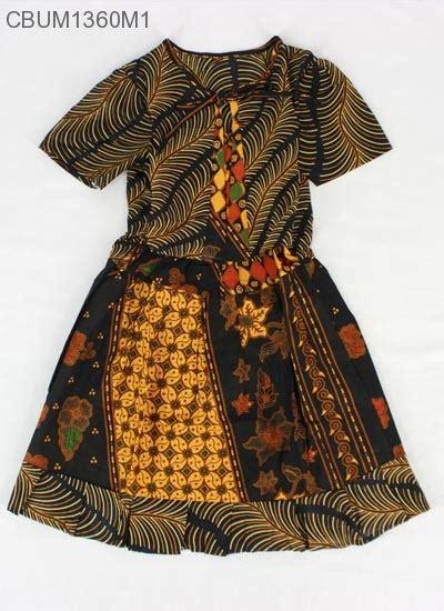 Dress Batik Anak dress batik anak perca dress murah batikunik