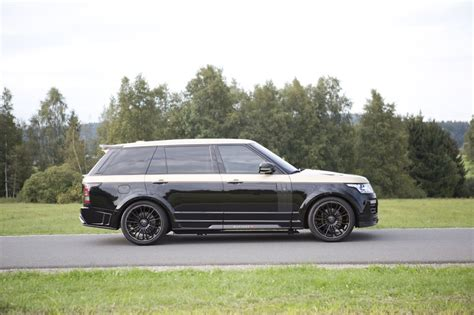 mansory range rover tuningcars mansory range rover autobiography