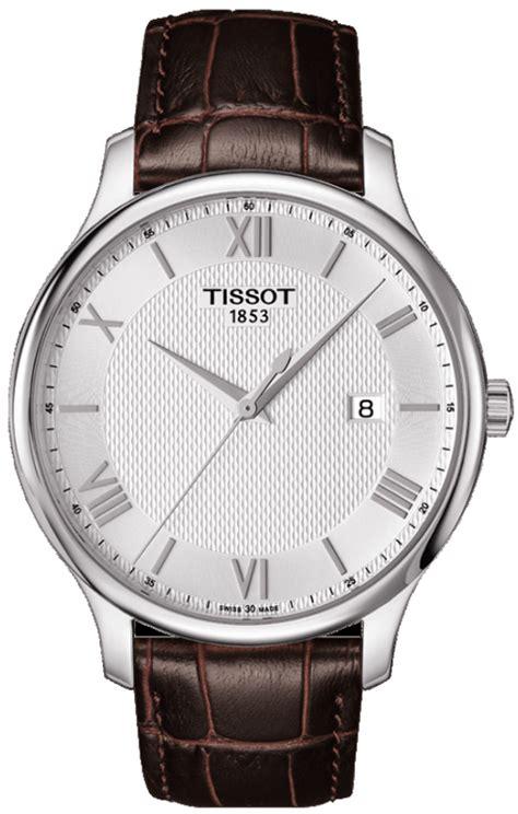 Tissot Tradition Gent T0636101603800 tissot t0636101603800 tradition