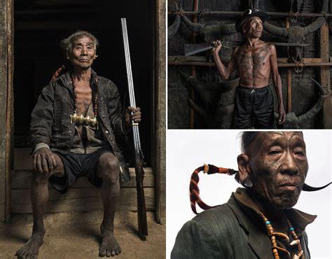 naga tribe tattoo headhunters of the konyak naga tribe pictures pics