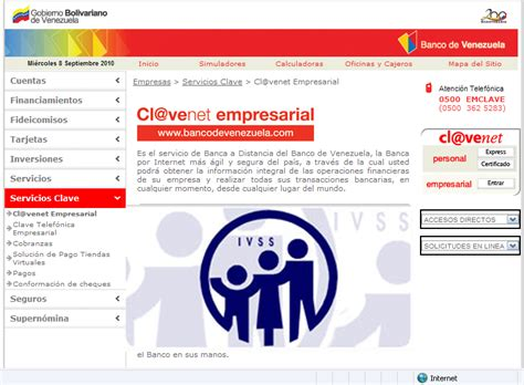 imagenes del ivss venezuela 2010 septiembre