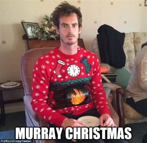 Meme Christmas Sweater - it works with any murray imgflip