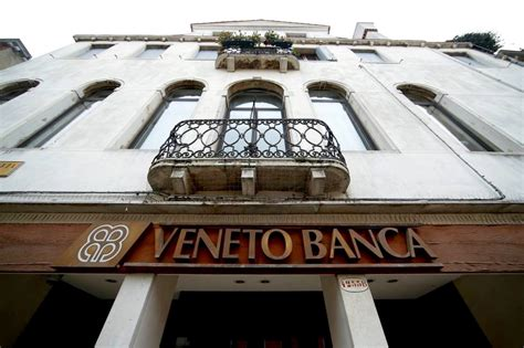 Crisi Veneto Banca by Crisis Banco Popular Veneto Banca Y Popolare De Vicenza