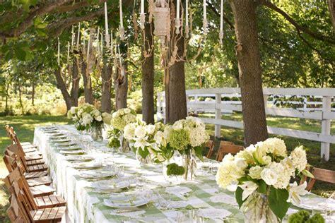 Garden Table Decor Photo Gallery Pedersen