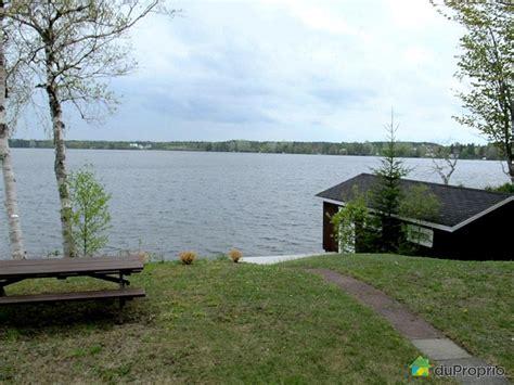 chalet 224 vendre lac drolet 159 chemin boulet immobilier