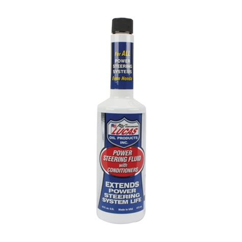 Lucas Power Steering With Conditioner lucas 10442 power steering fluid w conditioners ebay