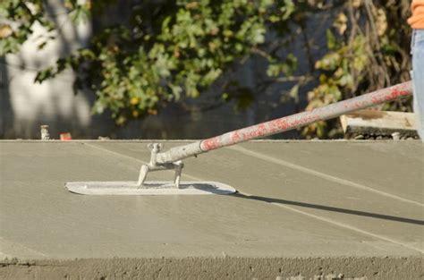 terrasse betonieren tipps f 252 r gegossene beton terrassen mein bau