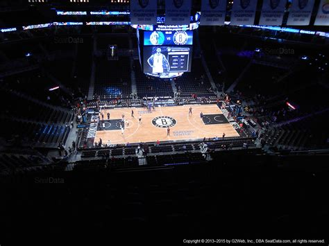 section 226 barclays center brooklyn nets barclays center section 225