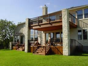 Patio Designs For Houses Patio And Deck Designs Ideas Patio Deck