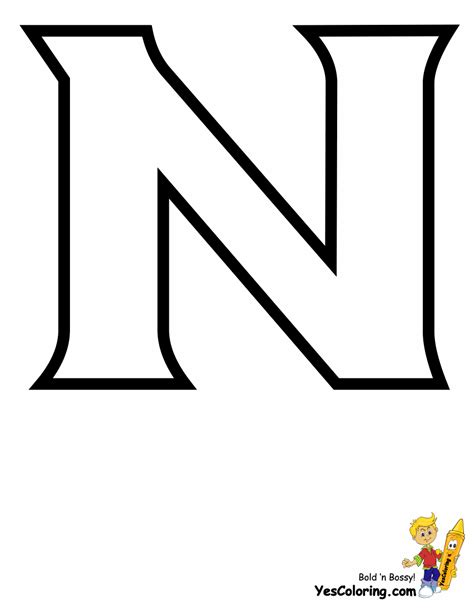 letter coloring pages standard letter printables free alphabet coloring page