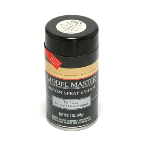 spray paint foam testors model masters spray paint modern desert tes1963