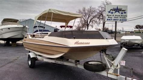 hurricane deck boat captains chair hurricane 170 boats for sale