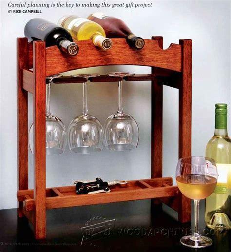 wine rack plans woodarchivist